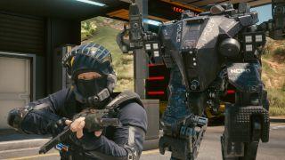 Cyberpunk 2077 cops