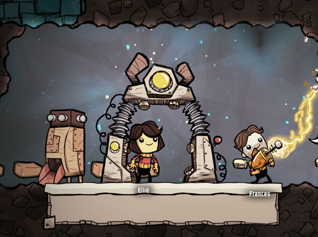 Oxygen Not Included: watch the first gameplay footage | PC Gamer