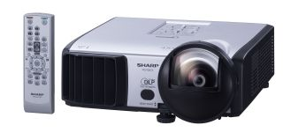 Sharp Enters Short Throw Market With New Projector