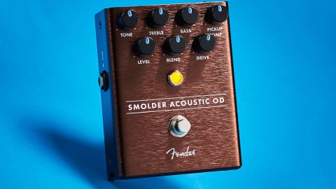 Fender Smolder Acoustic Overdrive review