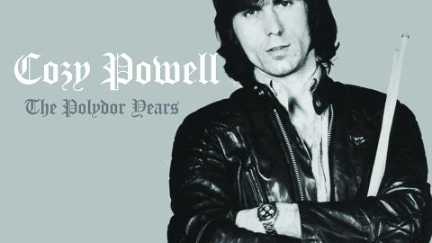 Cover art for Cozy Powell - The Polydor Years album