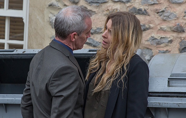Emma Atkins, who plays Charity Dingle in Emmerdale