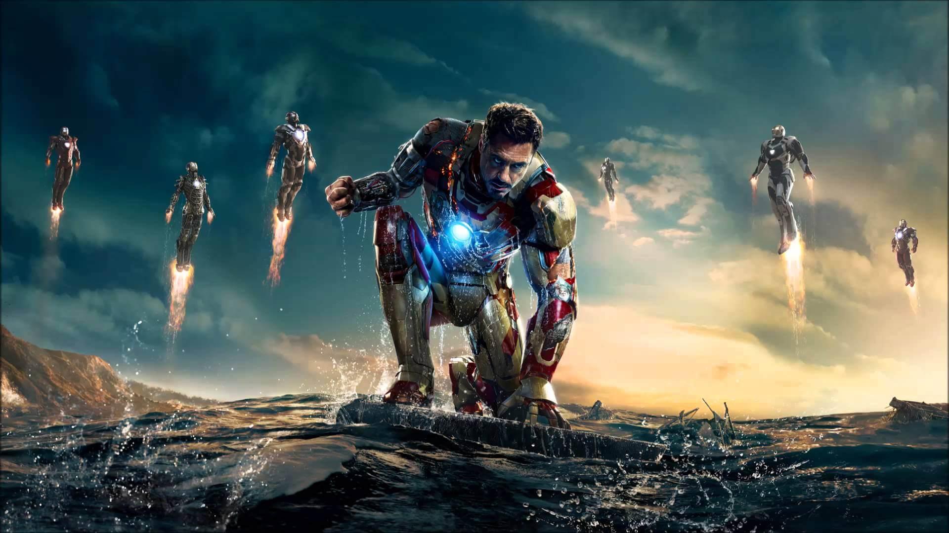 Fulfilling Robert Downey Jr's Contract