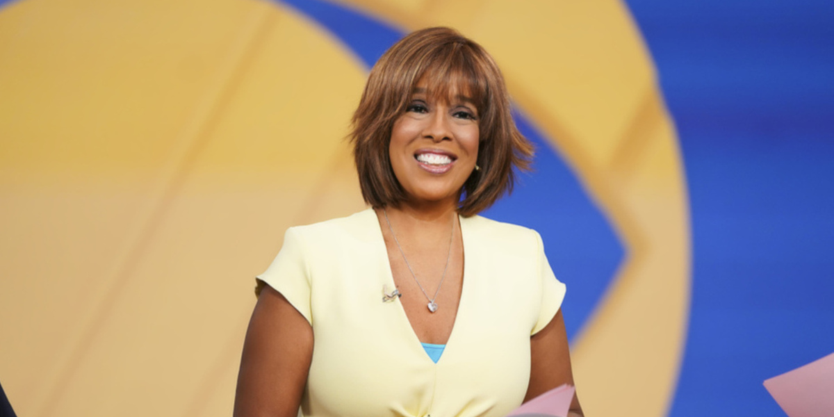 cbs this morning gayle king