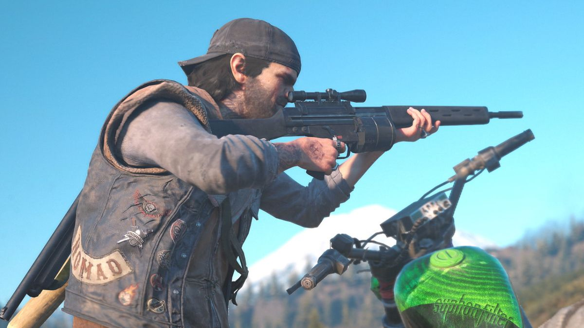 Days Gone New Game Plus mode's coming next week so you can keep your sweet bike