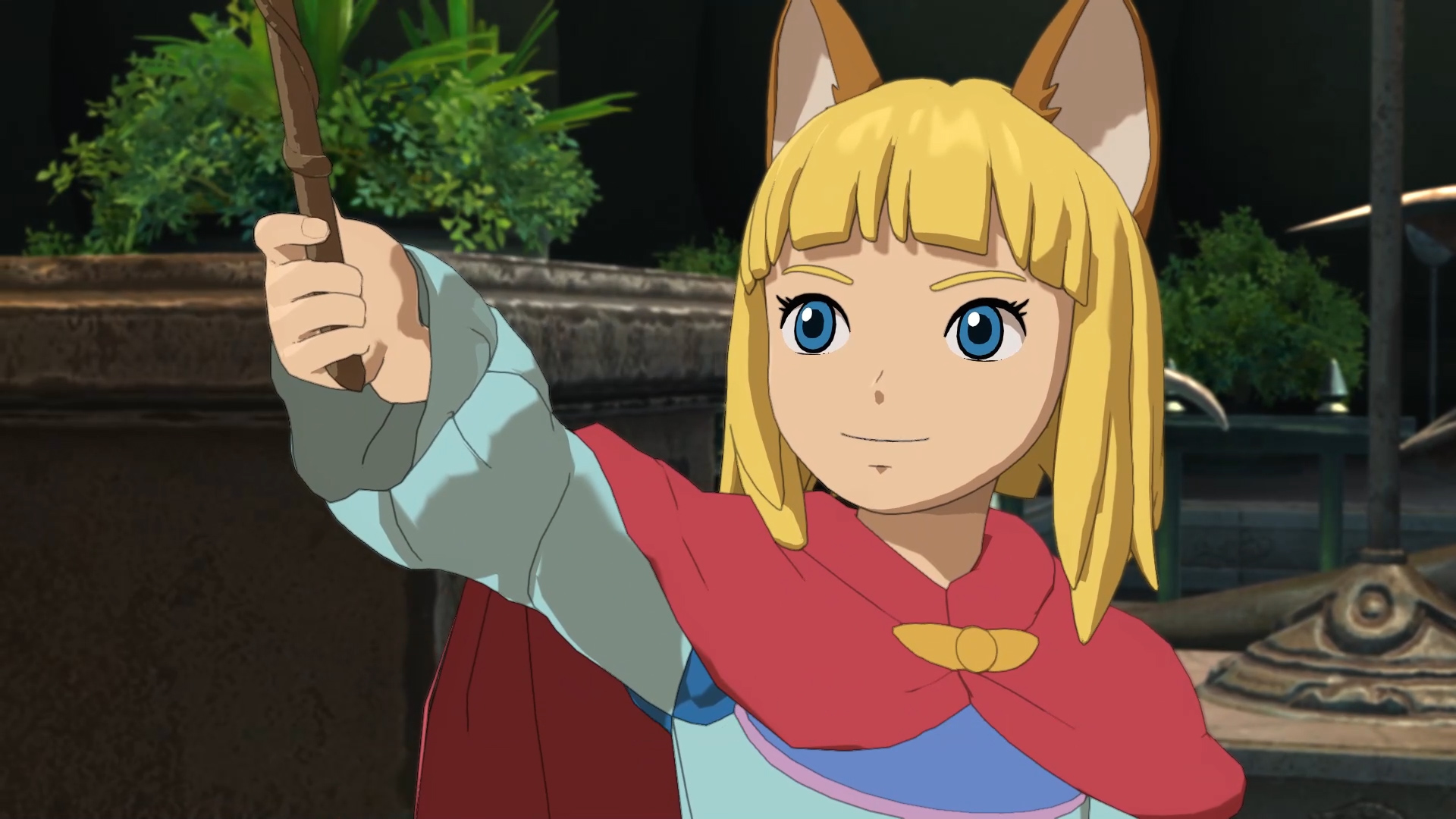 Ni no Kuni 2 reveals 'The Lair of the Lost Lord' DLC, due in 2018