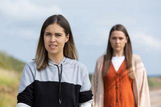 Summer Ranger takes revenge on Sienna Blake in Hollyoaks