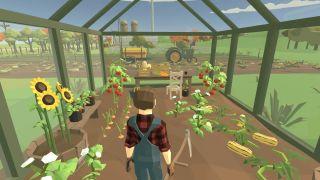 Harvest Days greenhouse