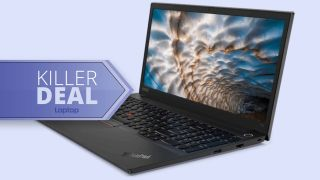 Lenvo ThinkPad E15 with 10th Gen Intel CPU price drop