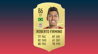 Roberto Firmino FIFA 20