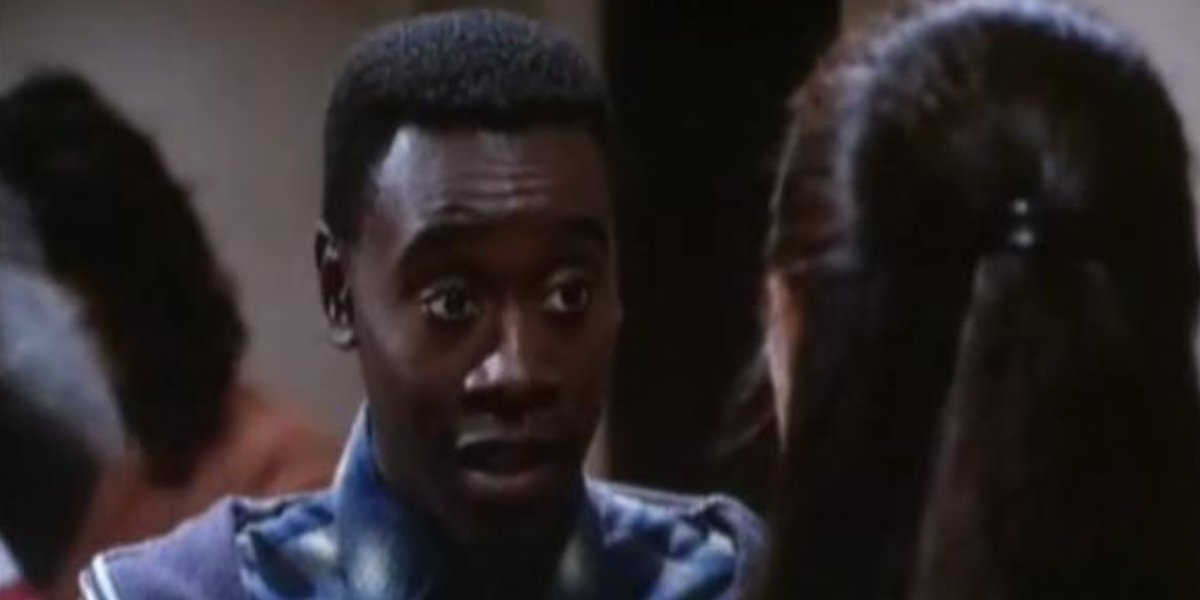 Don Cheadle on Hill Street Blues