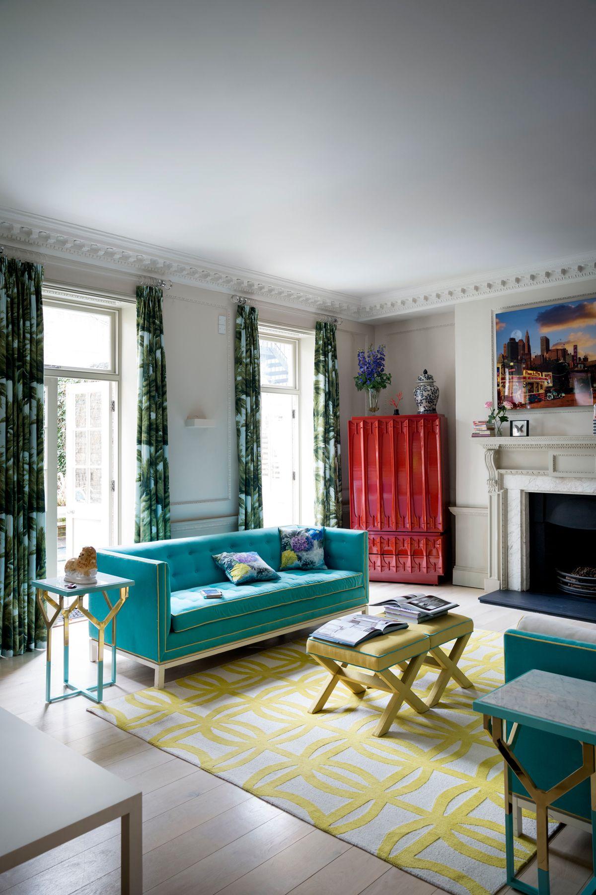 Explore this elegant Georgian house in central London