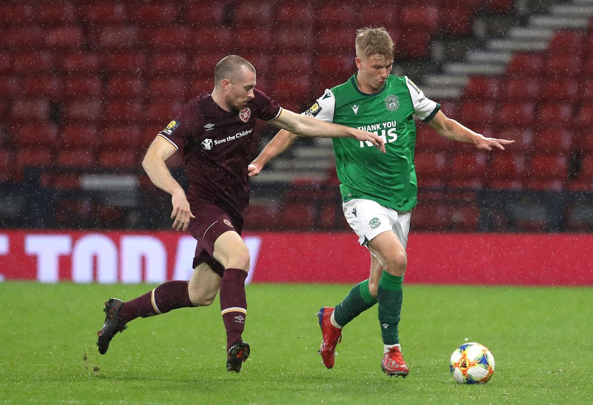 Josh Doig happy to give Hibernian more protection after signing new deal