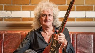 Queen's Brian May on Freddie Mercury's Guitar Skills