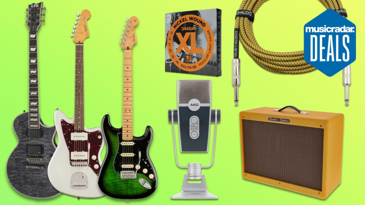 These 18 Prime Day deals for musicians are still live - don't miss out