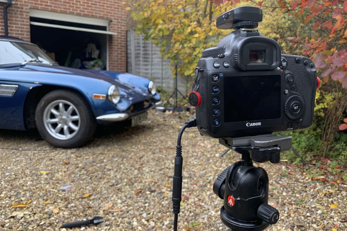 Home Photography Ideas High End Car Photography On Your Driveway Digital Camera World