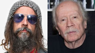 Rob Zombie and John Carpenter