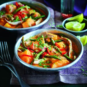 How to make this divine turkey and butternut squash curry for a quick and easy dinner