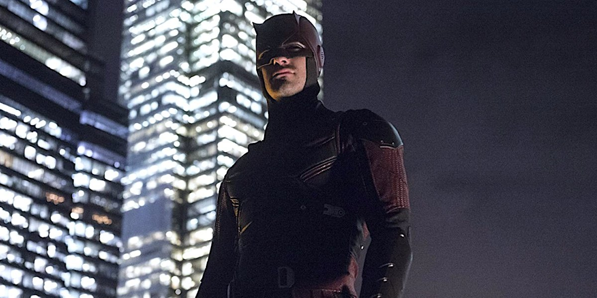 Charlie Cox as Daredevil