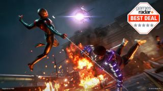 Save £10 on Spider-Man: Miles Morales Ultimate Edition with this easy PSN voucher deal