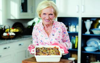 Feeding the family is Mary Berry's focus this week, with new and classic dishes that'll keep everybody happy.
