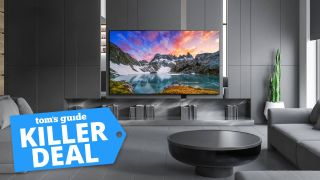 LG 4K TV deal