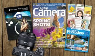 Digital Camera Spring 2019 front cover image 2