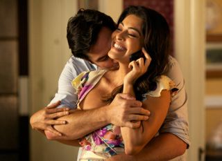Bed & Breakfast Love is a Happy Accident - Dean Cain & Juliana Paes