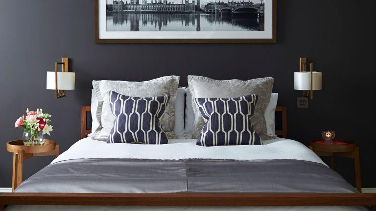Bedroom lighting ideas grey bedroom ideas wall lights