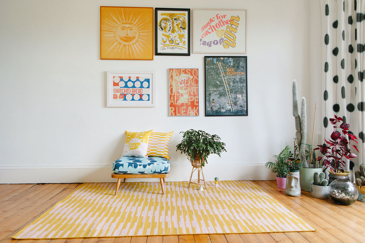 9 Of The Coolest Boldest A W18 Rugs To