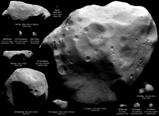 dangerous asteroid impact earth
