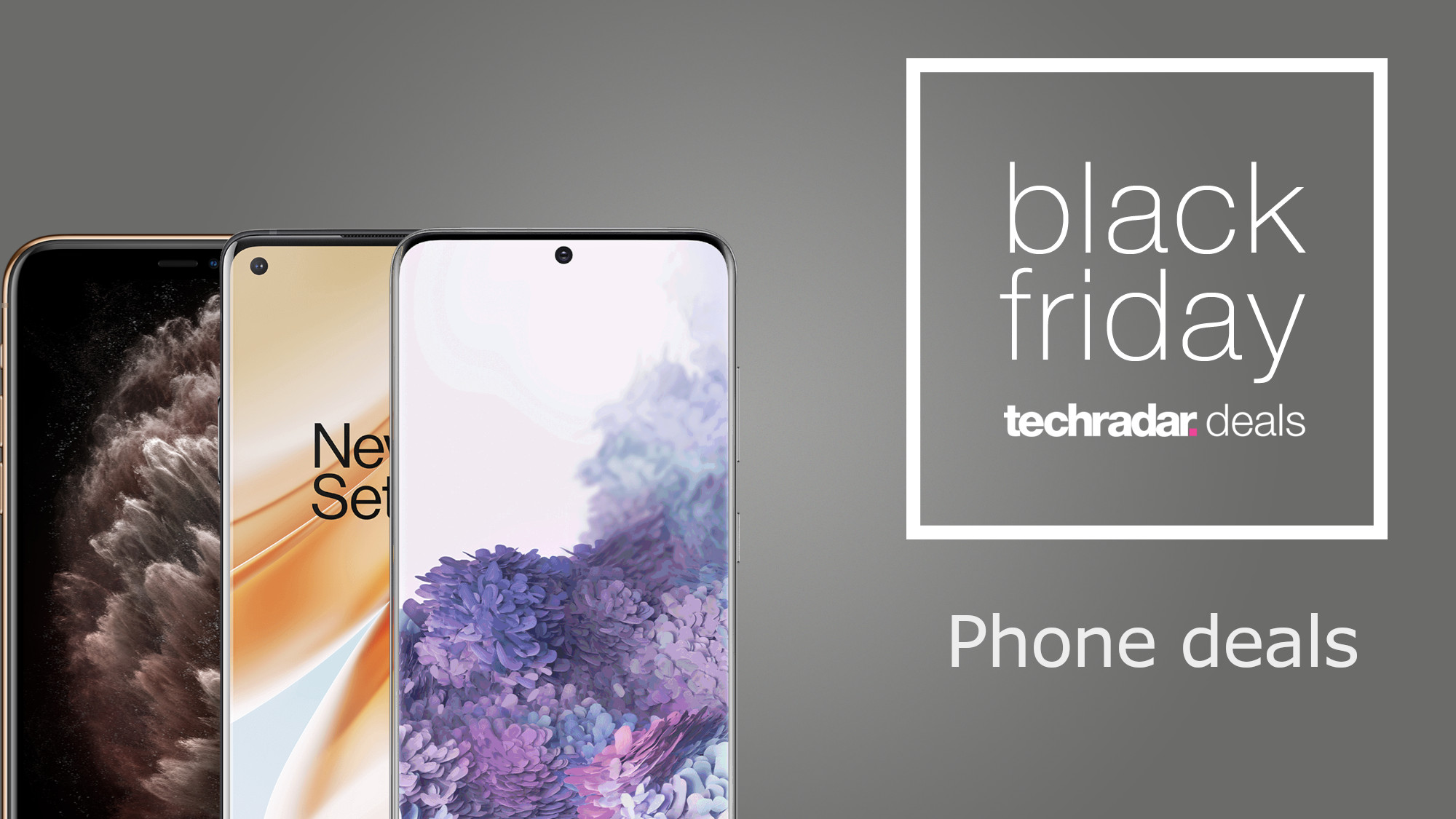 Black Friday Phone Deals The Best Early Sales So Far And What To Expect Techradar