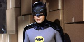 Watch The Awesome Batman Tribute Adam West Received In L.A.