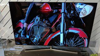 Hisense OLED TV