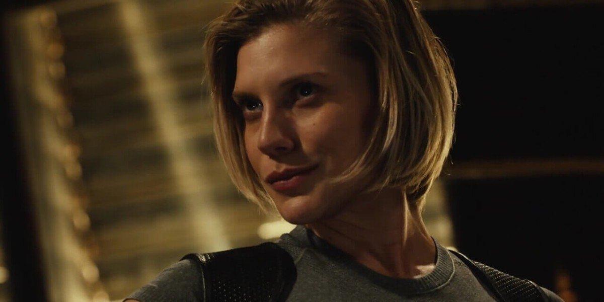 Katee Sackhoff as Niko Breckinridge on Another Life (2019)