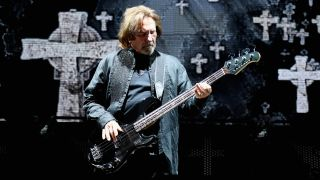 A picture of Geezer Butler