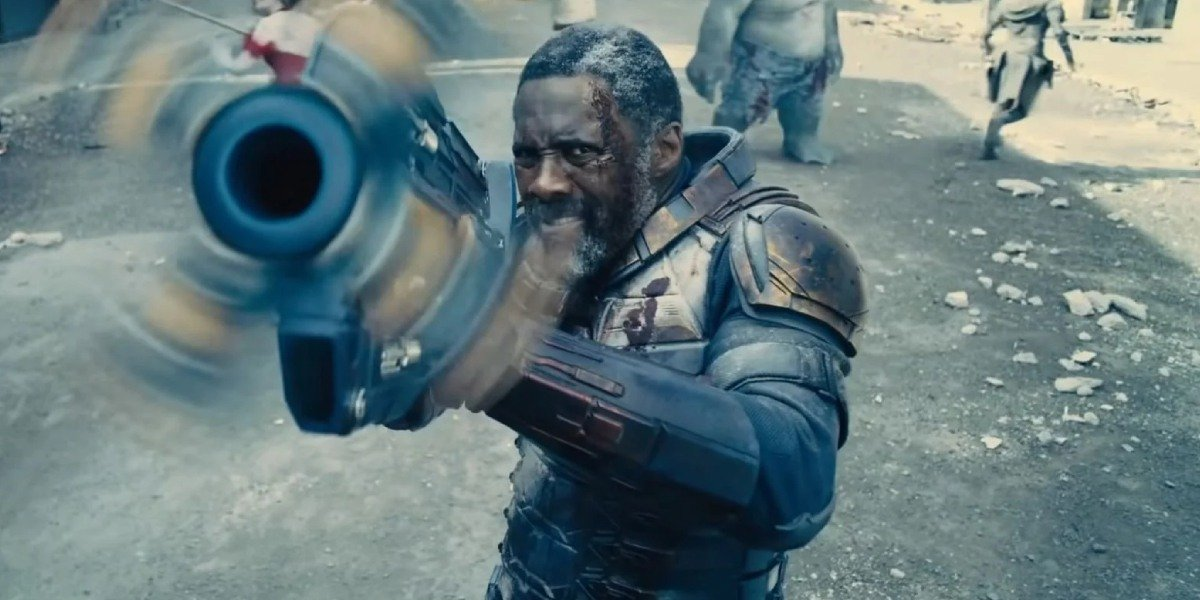 The Suicide Squad's Idris Elba Talks Those Will Smith Replacement Rumors And What James Gunn Told Him From The Start