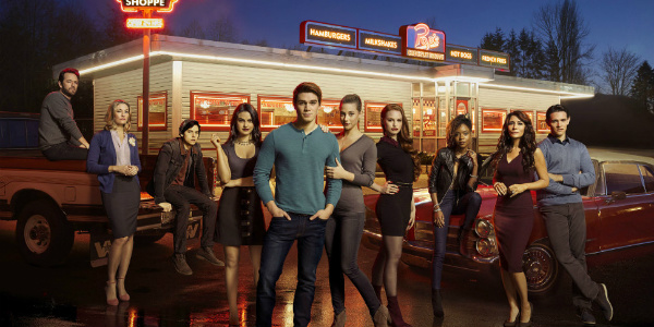 riverdale cast the cw