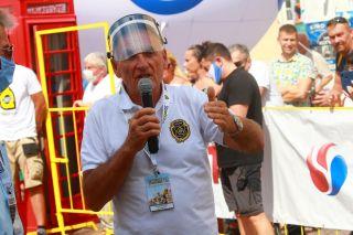 Tour de Pologne's Race Director Czesław Lang