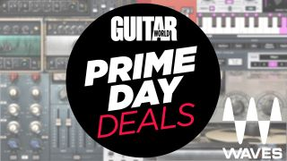 Waves is offering some insanely big reductions on plugins for guitarists – save up to 40% today
