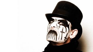 King Diamond promo photo
