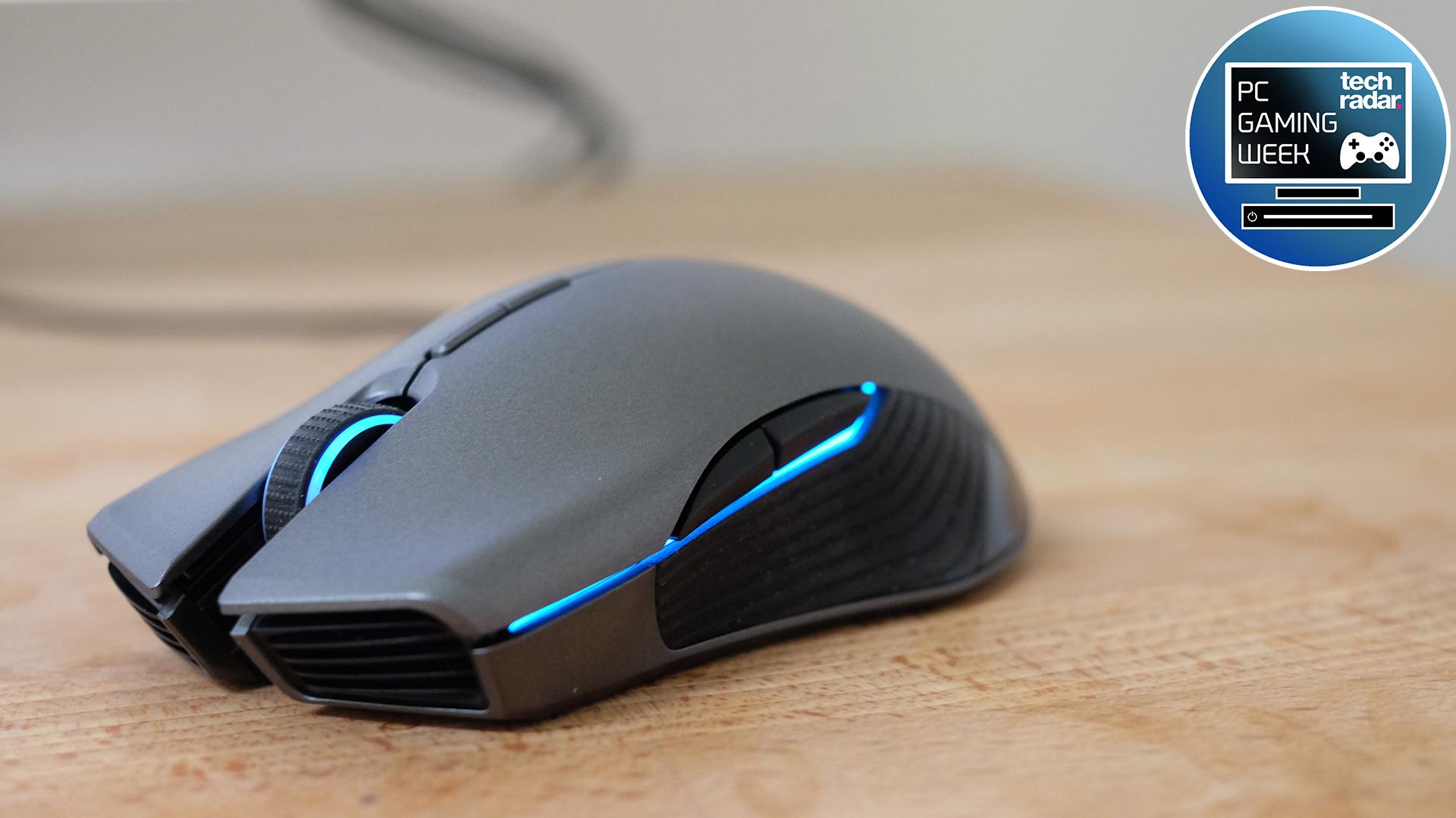 Meet Razers New Flagship Mouse The Lancehead