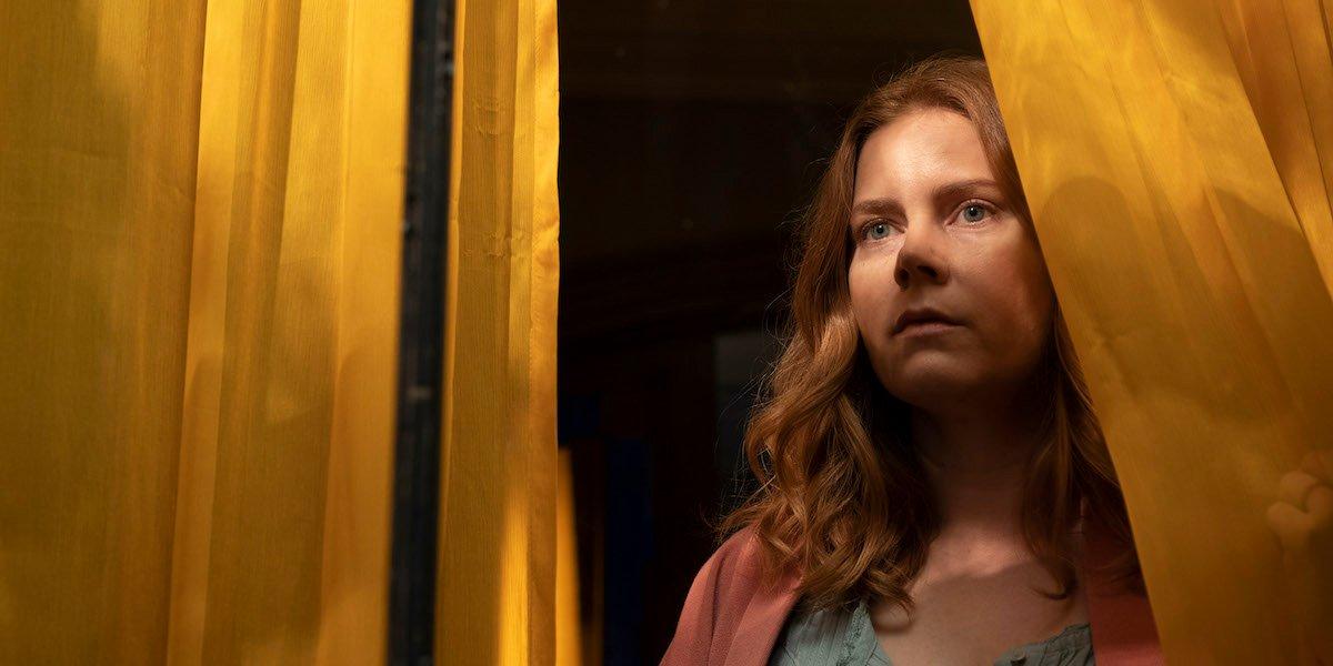 The Woman in the Window Amy Adams