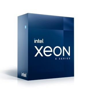 Intel-provided press material on the Xeon E-2300 family.
