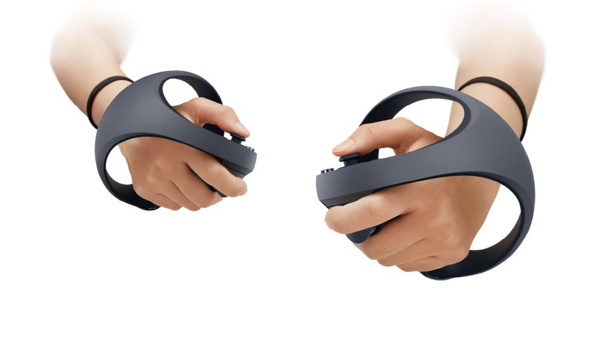 PSVR 2 orb shaped controllers
