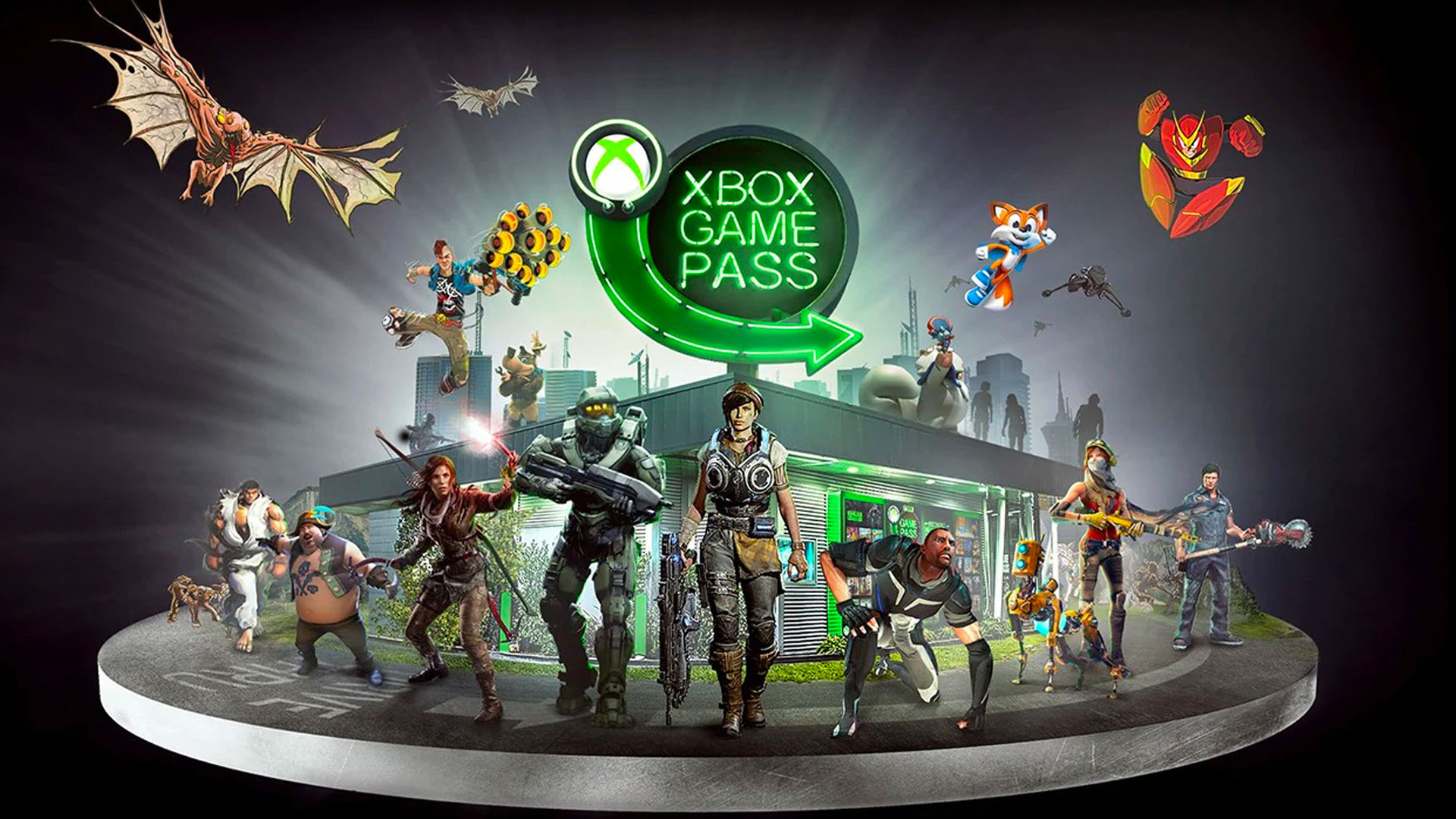 Best Games On Xbox Game Pass To Download Right Now Gamesradar