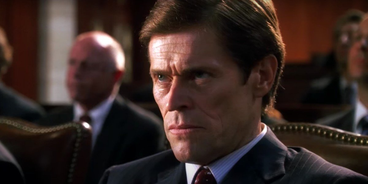 Willem Dafoe in xXx: State Of The Union