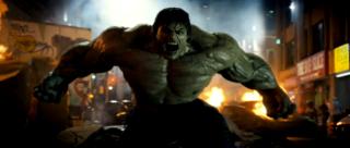 Edward Norton is Bruce Banner/The Hulk.
