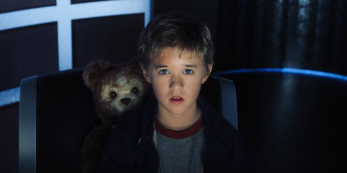 Haley Joel Osment in A.I.: Artificial Intelligence