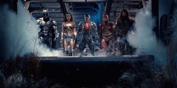 Justice League assembled